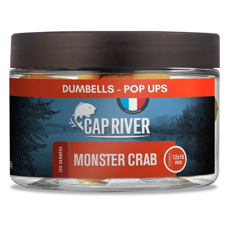 Baits & Additives Cap River DUMBELLS MONSTER CRAB