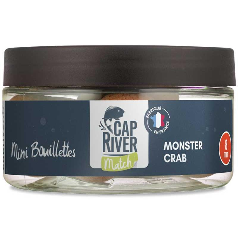 Baits & Additives Cap River MATCH BOUILLETTE MONSTER CRAB