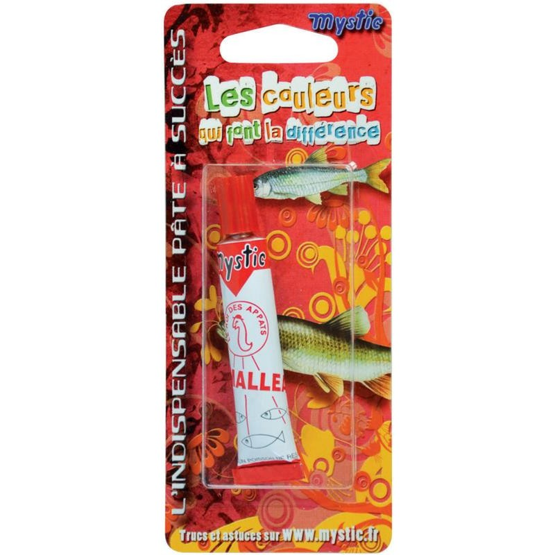 Baits & Additives Mystic PATE CLASSIQUE MYSTIC ROUGE