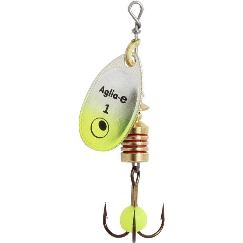 Lures Mepps AGLIA E BRITE CHARTREUSE N°4 - CHARTREUSE