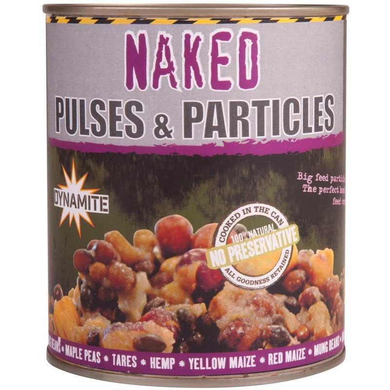 FRENZIED PULSES & PARTICLES NAKED 700G