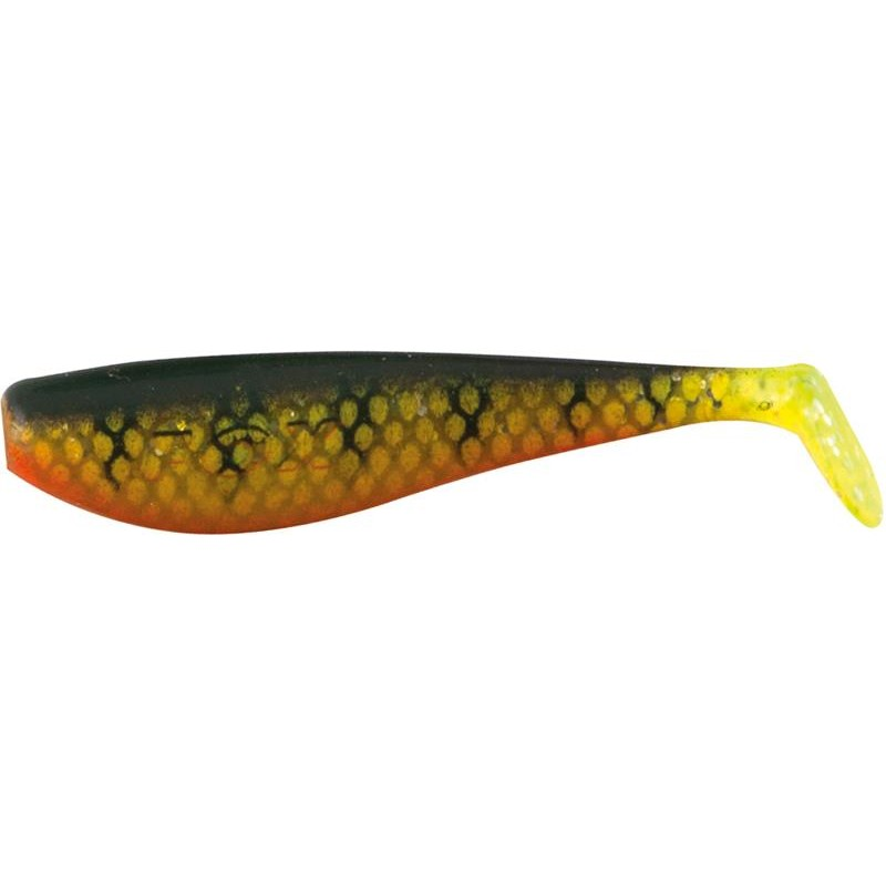 Lures Fox Rage ZANDER PRO SHADS 10CM NATURAL PERCH