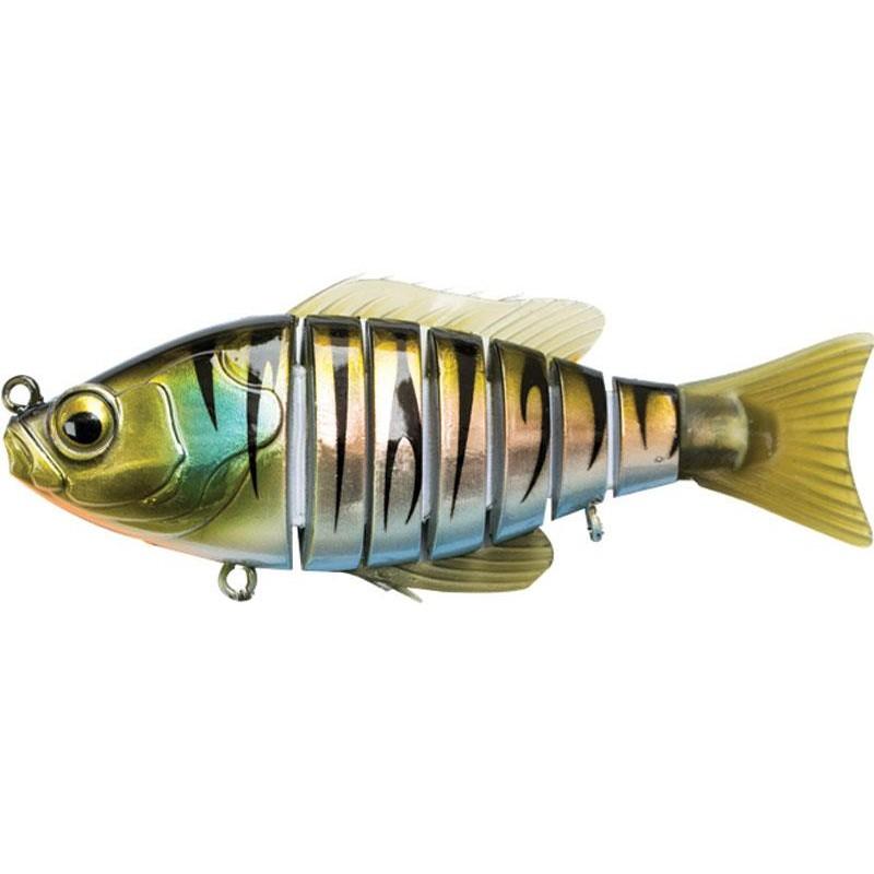 Lures Biwaa Fishing Performance SEVEN 10CM NATURAL TIGER