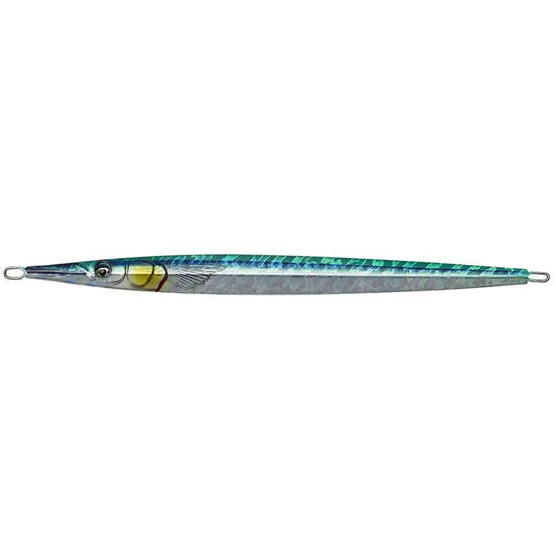 JIG SAVAGE GEAR NEEDLE JIG - 120G - Needlefish Fluo