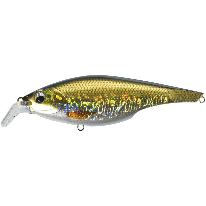 CRANKING SHAD 13CM NGS - NATURAL GOLDEN SHINER
