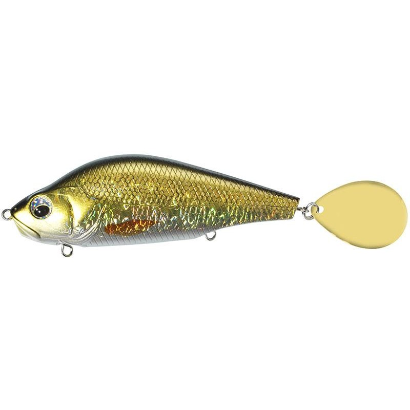 SPIN GLIDER 25G NGS - NATURAL GOLDEN SHINER