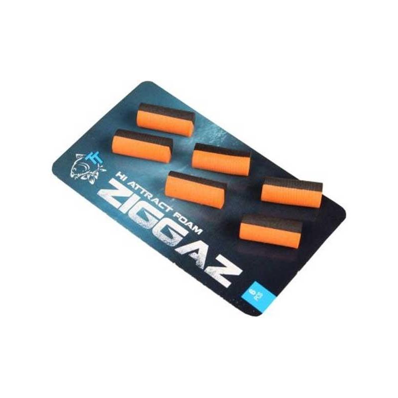 MOUSSE FLOTTANTE NASH ZIGGAZ FOAMS - Noir-Orange
