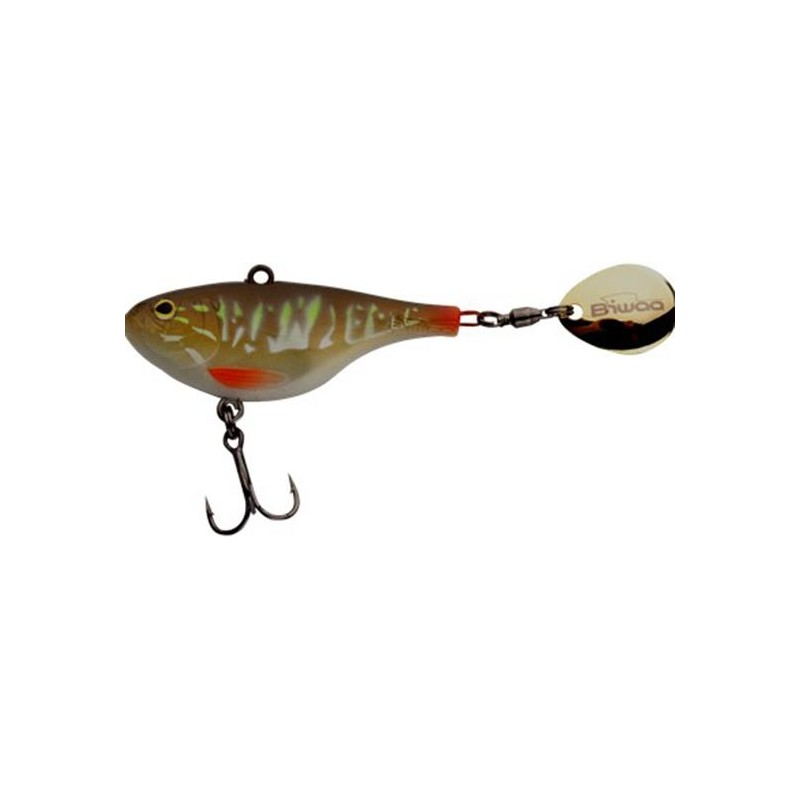 Lures Biwaa Fishing Performance DIVINATOR KOMPACT 11.5CM NORTHEN PIKE