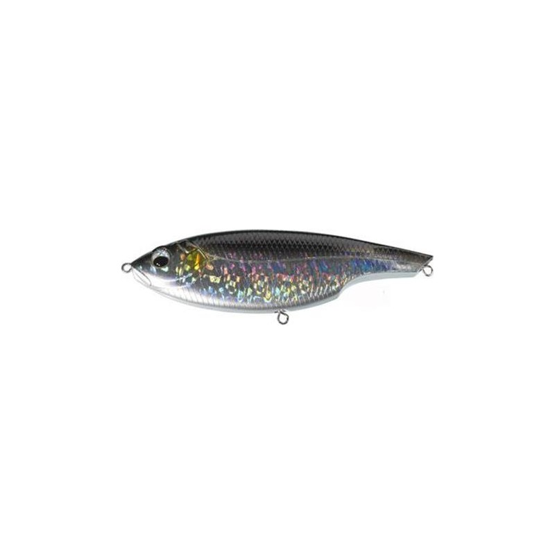 LIPLESS GLIDER LEURRE COULANT 13CM NSH - NATURAL SHINER