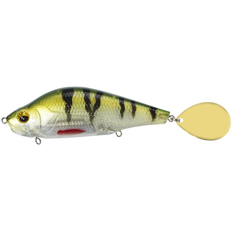 Lures Sebile SPIN GLIDER 90G NWP - NATURAL PERCH