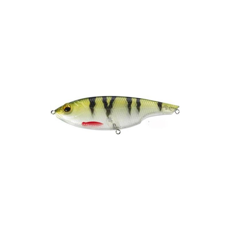 Sebile  LIPLESS GLIDER LEURRE COULANT 13CM NWP - Natural Perch