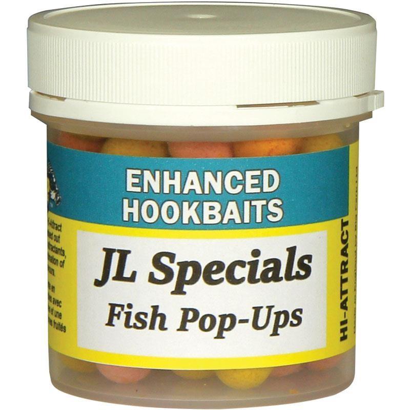 JL SPECIAL POP UP Ø 10MM MIXTE FISH