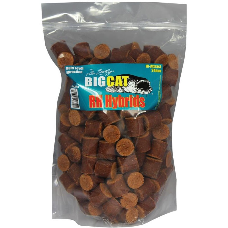 Baits & Additives Big Cat RH HYBRIDS O 24MM 2.5KG