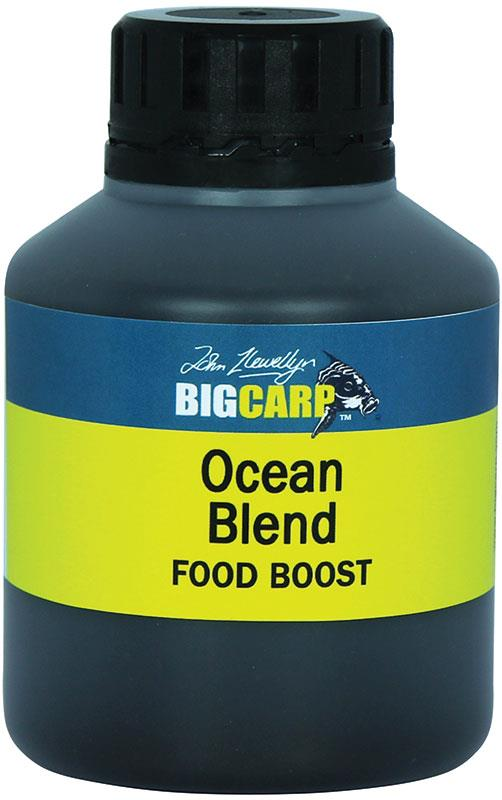 BINGO! FOOD BOOSTS OCEAN BLEND