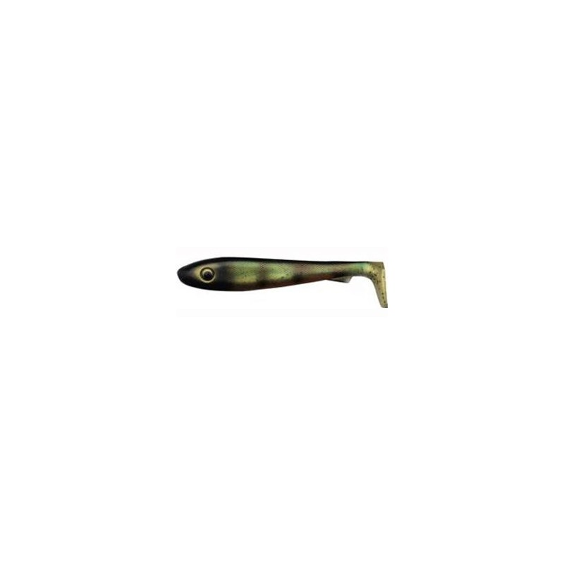 Lures Svartzonker MCRUBBER 21CM OLD SCHOOL PERCH - OLD SHCOOL PERCH