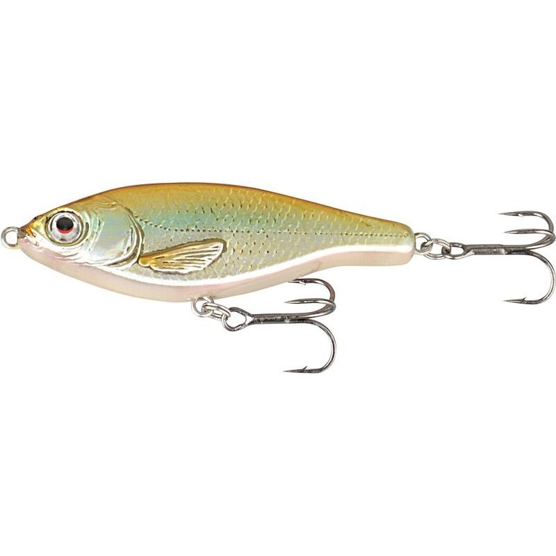Lures Savage Gear 3D ROACH JERKSTER 6.5CM OLIVE FLASH