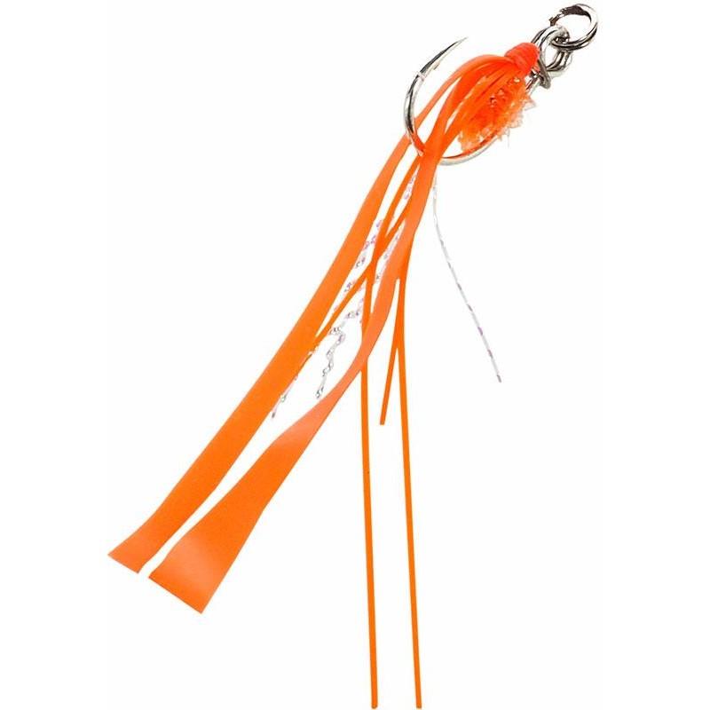 HAMECON MONTE FIIISH POUR CANDY SHRIMP 60/90G - PAR 2 - Orange Fight