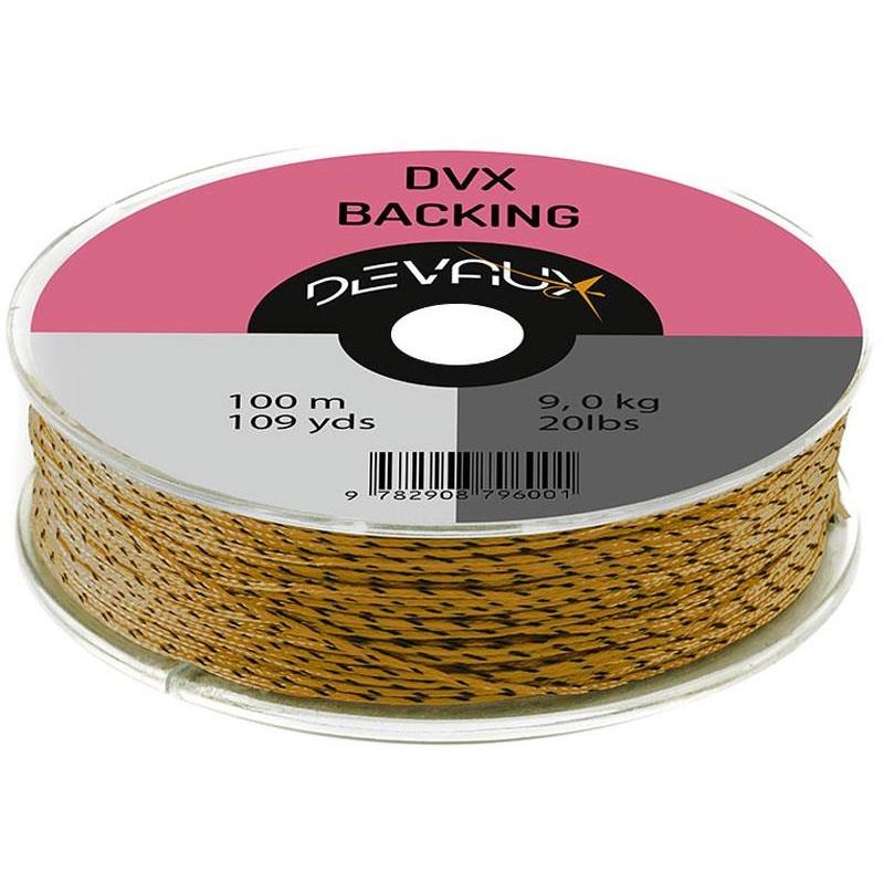 Lines Devaux DVX ORANGE/NOIR 50M