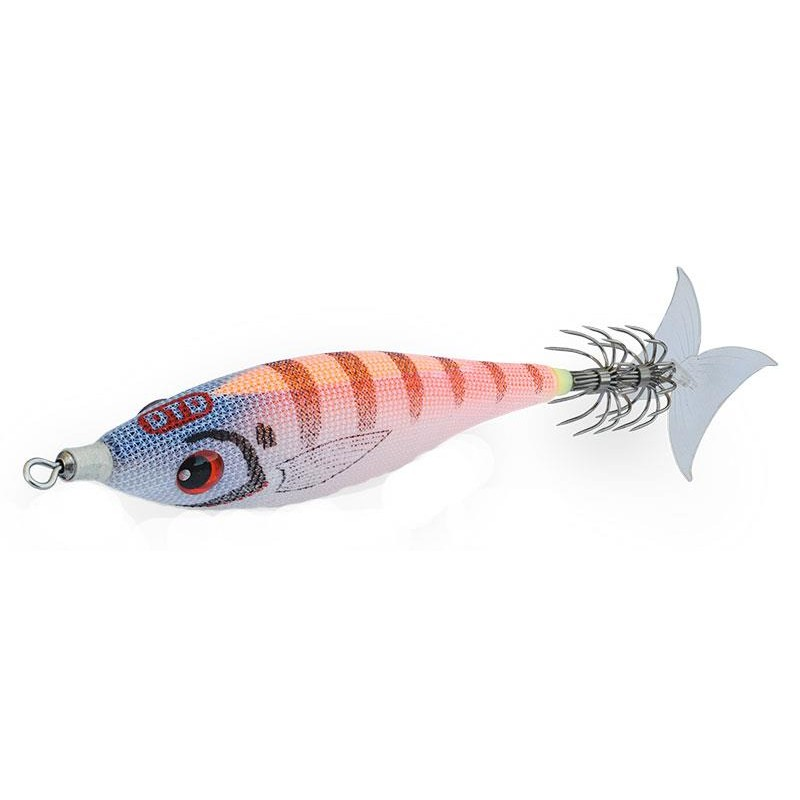 Leurres DTD PANIC FISH BUKVA 3.0 ORANGE