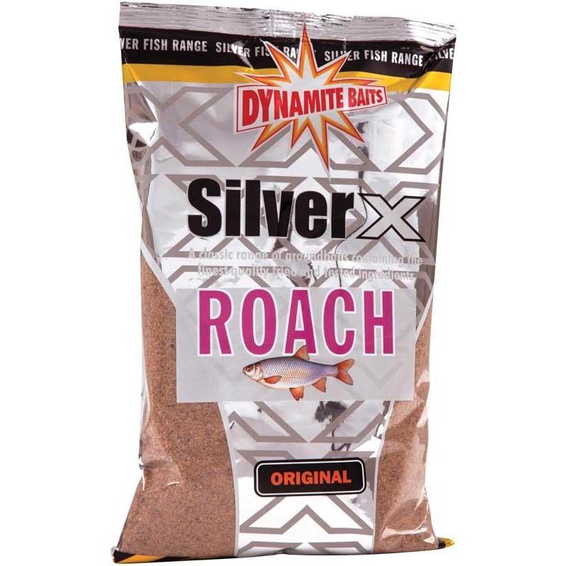Baits & Additives Dynamite Baits SILVER X ROACH ORIGINAL