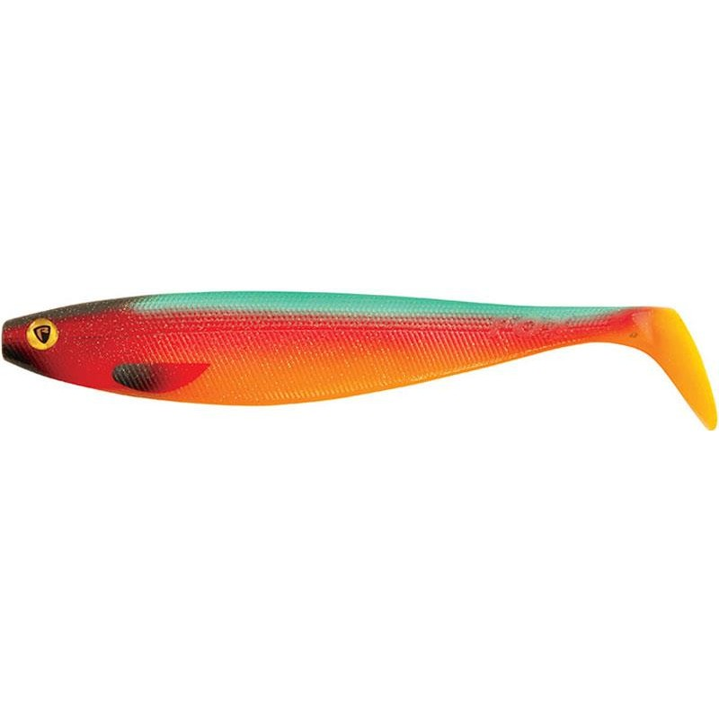 Lures Fox Rage PRO SHAD NATURAL CLASSIC II 23CM PARROT