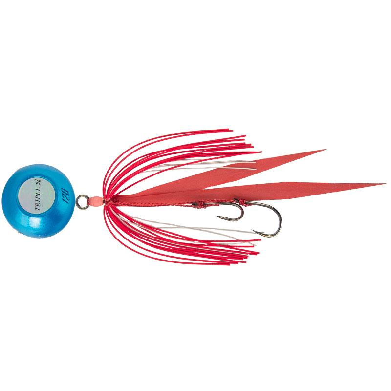 Lures Grauvell CROSS TWO TRIPLE 180G PEARL BLUE