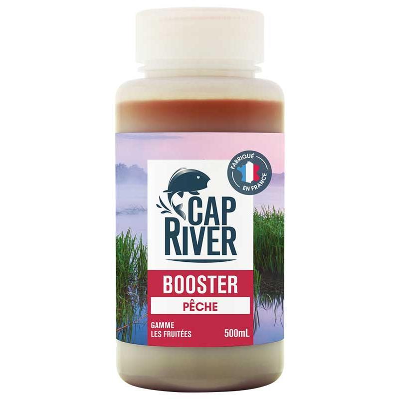 Baits & Additives Cap River BOOSTER PÊCHE 500ML