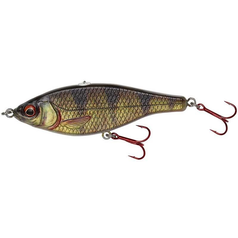 Lures Savage Gear 3D ROACH JERKSTER PHP 11.5CM PERCH PHP