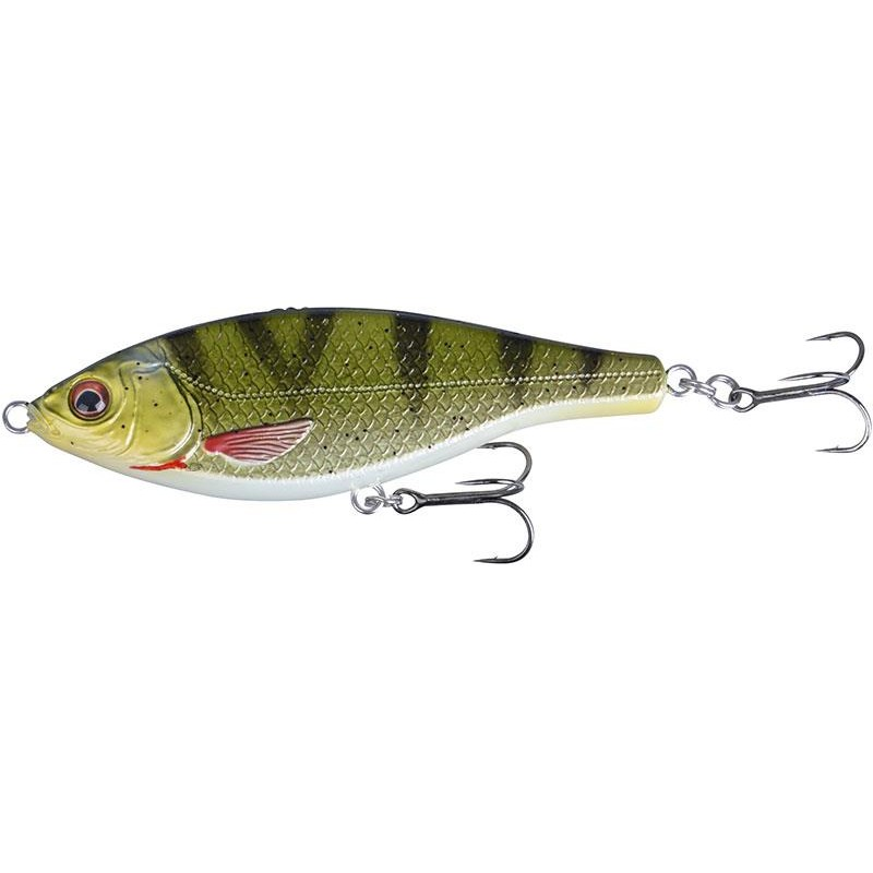 Lures Savage Gear 3D ROACH JERKSTER 11.5CM PERCH