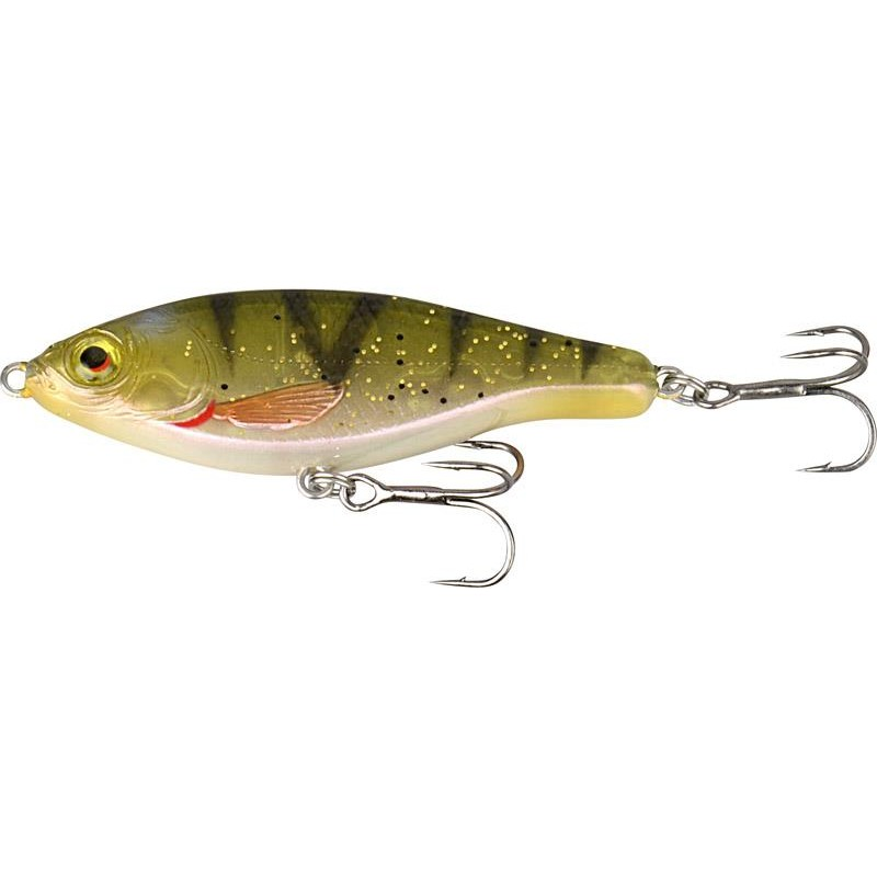 LEURRE COULANT SAVAGE GEAR 3D ROACH JERKSTER - 6.5CM - Perch