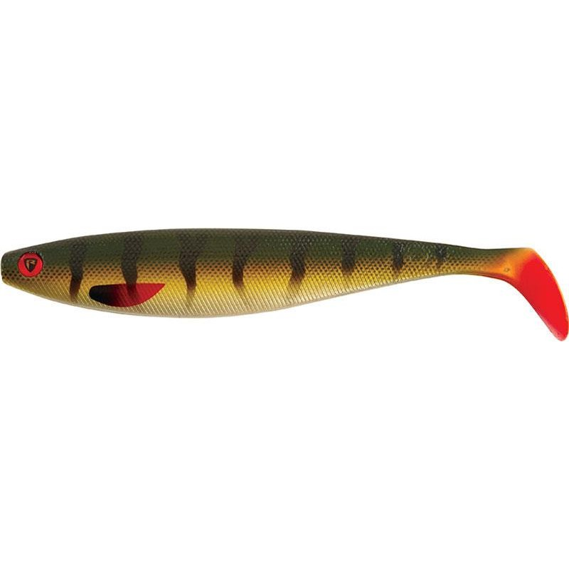 Lures Fox Rage PRO SHAD NATURAL CLASSIC II 23CM PERCH