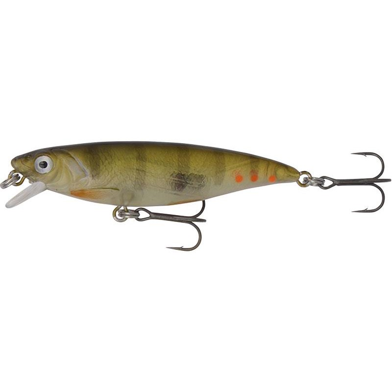 3D TWITCH MINNOW 6.5CM PERCH