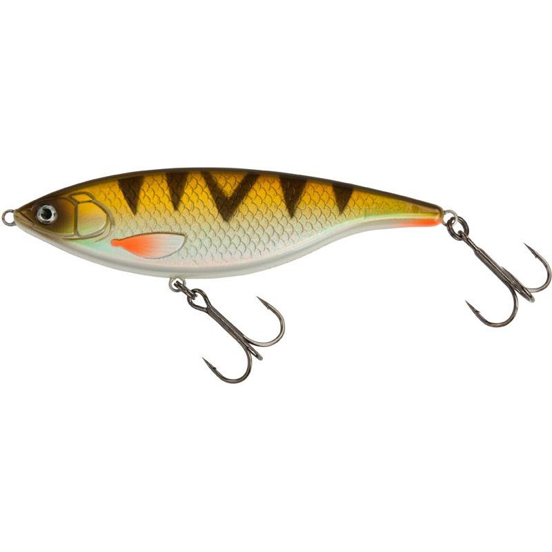 Lures Effzett COMBAT JERK 8CM PERCH