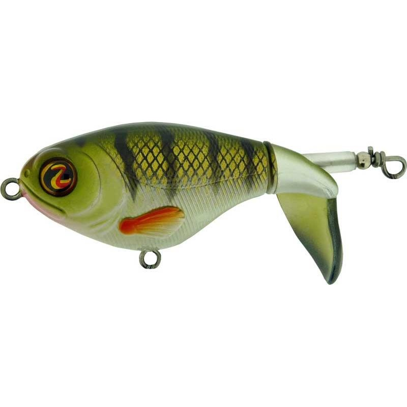 Lures River2Sea WHOPPER PLOPPER 7.5CM PERCH