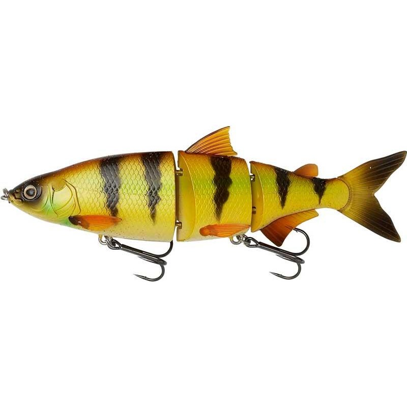 Lures Effzett NATURAL WHITEFISH LEURRE COULANT 18CM PERCH