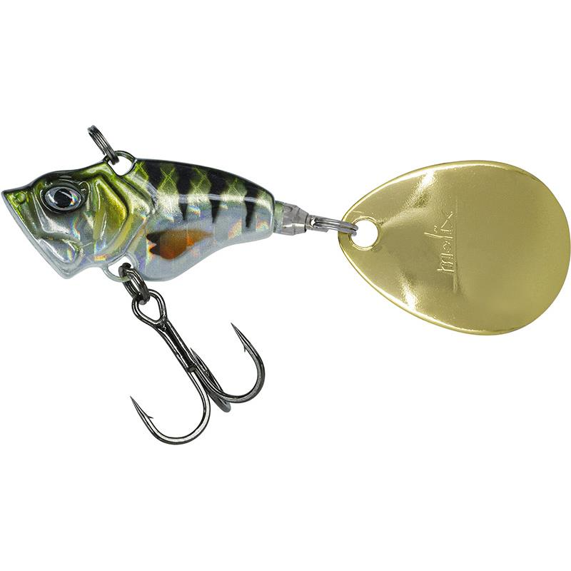 Lures Molix TRAGO SPIN TAIL 14G PERCH