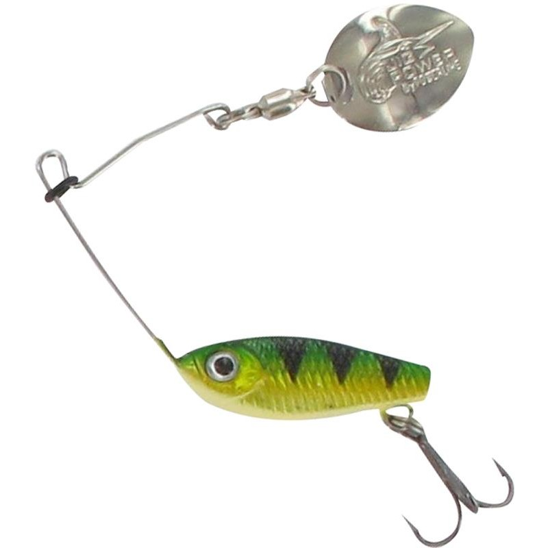 Lures Powerline JIG POWER YOGOSPIN 8G PERCHE
