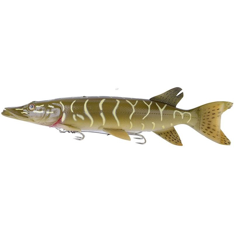 Lures Savage Gear 3D LINE THRU PIKE PIKE 20CM