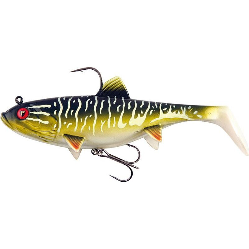 Lures Fox Rage REPLICANT WOBBLE 14CM PIKE - MARBLE