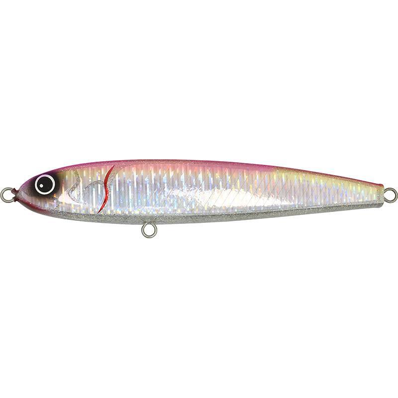 Lures Fish Tornado TORNADO PENCIL 22CM PINK BACK