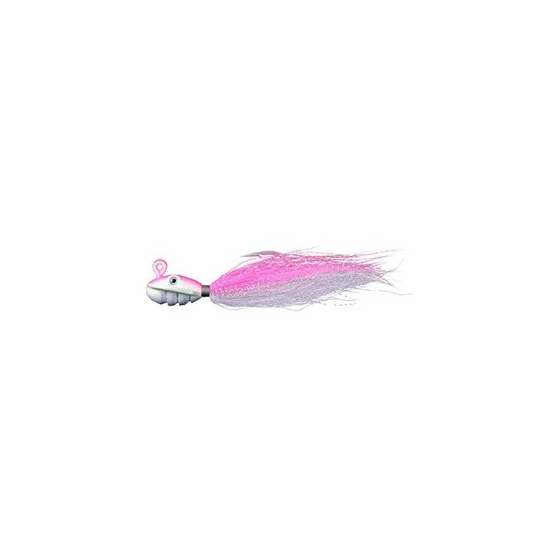 Leurres Ocean Born SWIMMING BUCKTAIL 42G PINK GLOW