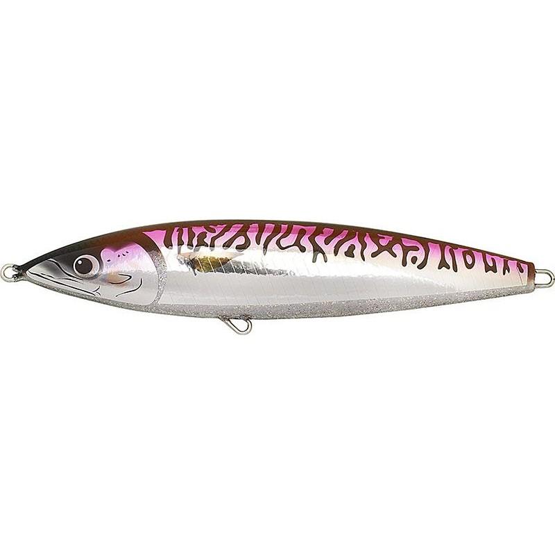 Leurres Fish Tornado REAL MACKEREL SINKING 18CM PINK MACKEREL