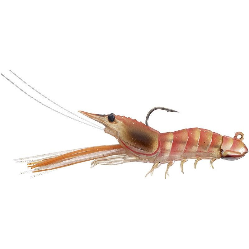 Lures Livetarget FLEEING SHRIMP 8.5CM PINK
