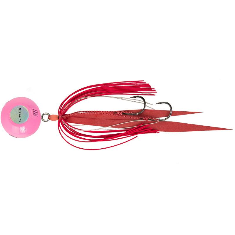 Leurres Grauvell CROSS TWO TRIPLE 180G PINK