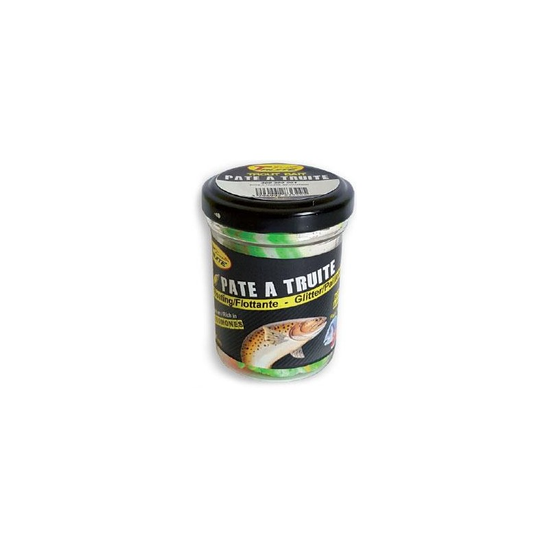 Baits & Additives Truite Innovation PATE A TRUITE POISSON FLUO RAINBOW