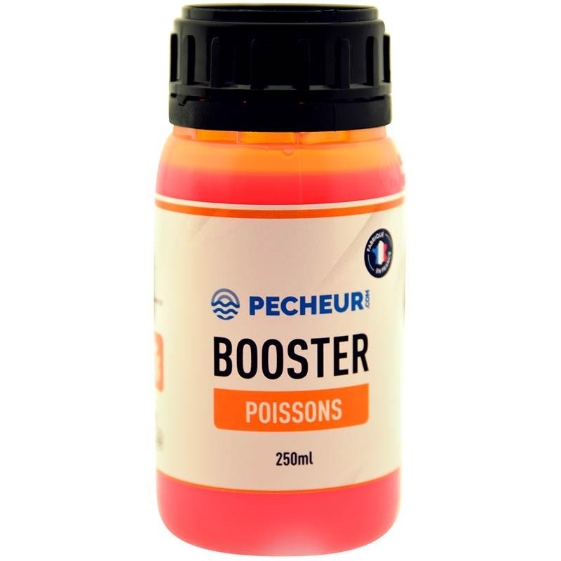 Baits & Additives Pecheur.com PECHEUR.COM BY CAP RIVER BOOSTER POISSONS
