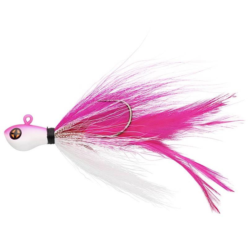 R JIG BUCKTAIL 21G PS - PINK SHAD
