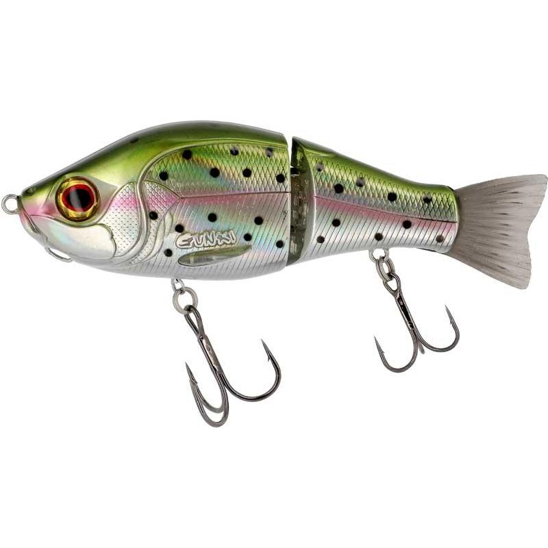 SCUNNER 135 S TWIN 13.5CM RAINBOW MINNOW