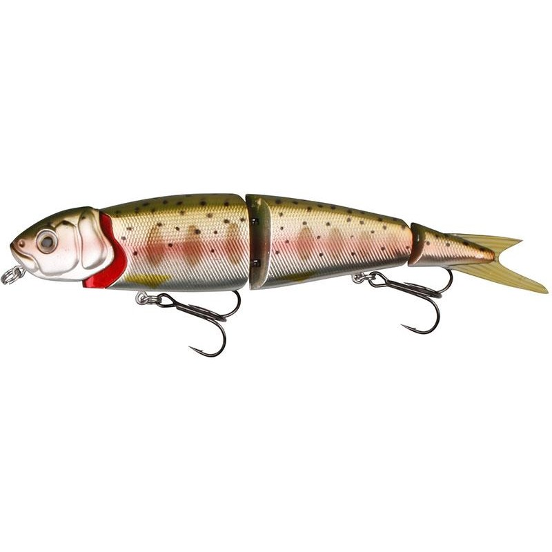4PLAY HERRING LIP LURES 19CM 52G RAINBOW SMOLT