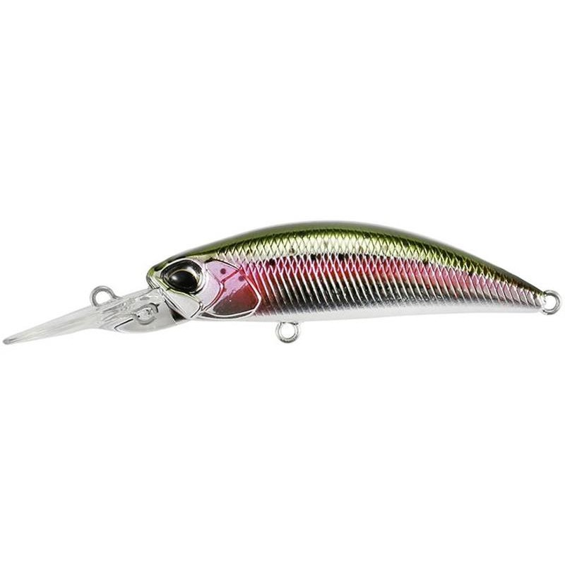 Lures Duo SPEARHEAD RYUKI MDF 7CM RAINBOW TROUT